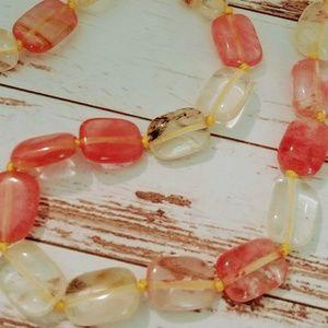 Jewelry - Summer Strung Tourmaline Necklace